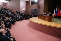 رئیسجمهور روحانی: از انتقال بخش از داعشیها به افغانستان از سوی آمریکاییها نگران هستیم/ مردم سوریه باید برای آینده کشور خودشان تصمیم بگیرند/ آمریکاییها باید باور کنند که کردها جزئی از سوریه هستند و سوریه دارای یک ملت و نه دو ملت است