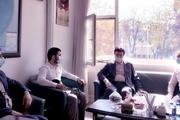 حضور دبیر در مجلس و دیدار با فراکسیون ورزش و نمایندگان مازندران