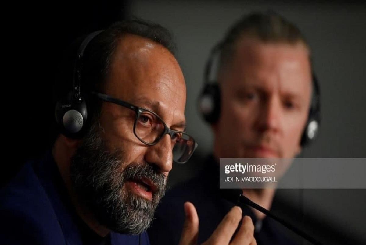 """اصغر فرهادی در نشست خبری """"قهرمان"""": این فیلم مخالف خودکشی است"""