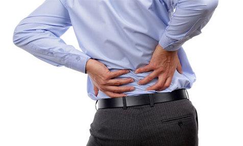 تاثیر پیلاتس بر کمر درد مزمن