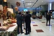 جلسه سمیعی، آلکثیر و گلمحمدی در فرودگاه + عکس