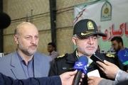 ۲۰۵ میلیارد تومان کالای قاچاق در شرق تهران کشف شد