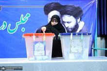 انتخابات 98 در حسینیه جماران-3