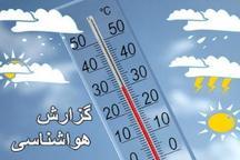 تداوم بارش ها در استان بوشهر با تمرکز در مناطق جنوبی