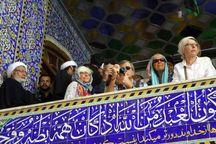 حضور ۲۰۰ گردشگر خارجی در آیینهای عزاداری یزد