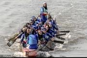 دختران قایقران ساوجی چشم انتظار حمایت های مالی هستند