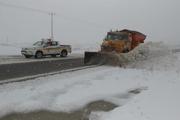 اجرای عملیات راهداری زمستانی در ۶۷۵کیلومتر از راههای استان سمنان