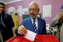 راشد الغنوشی رهبر حزب النهضه کاندیدای انتخابات پارلمان تونس شد