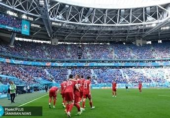 فنلاند صفر - روسیه یک؛ پیروزی خفیف تزارها مقابل شگفتی ساز یورو +ویدیو گل و عکس