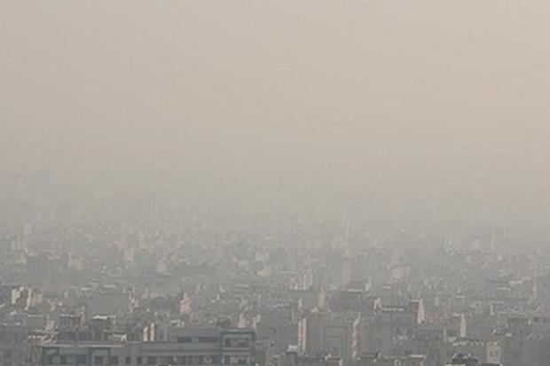 آلاینده های جوی در استان مرکزی افزایش می یابد