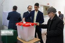 پایان رای گیری در سه حوزه انتخابیه لرستان
