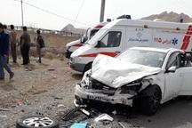 رئیس پزشکی قانونی کاشان در سانحه ای رانندگی جان خود را از دست داد