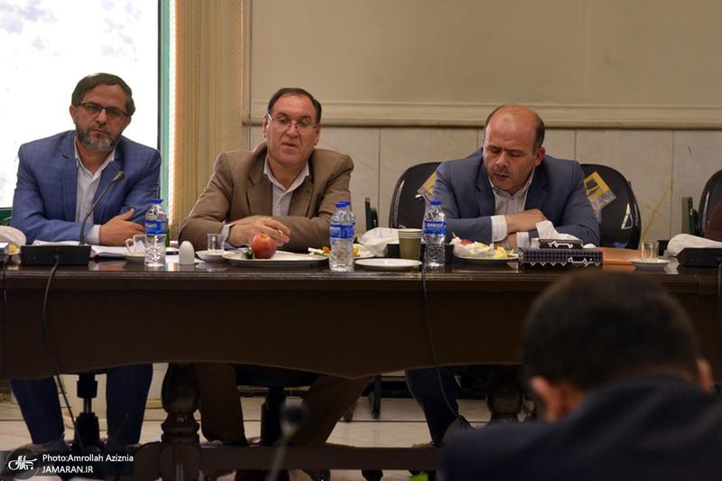 نخستین جلسه کمیته امور جوانان، دانشگاهیان و فرهنگیان ستاد مرکزی بزرگداشت حضرت امام خمینی(س)