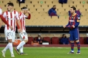 اولین اخراج مسی در بارسلونا بعد از 753 بازی/ محرومیت سنگین در انتظار لئو! +ویدیو