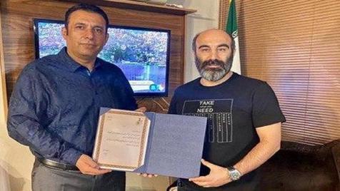 محسن تنابنده وارد عرصه فوتبال شد! +عکس