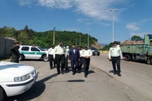 تلاشهای نیروی انتظامی در جهت برقراری نظم و امنیت در جامعه ستودنی است