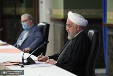 روحانی: کرونا یک مسئله ملی است؛ هیچکس آن را دستمایه سیاسی قرار ندهد/ بهترین واکسن، اولین واکسن است/ امیدواریم واکسن های داخلی، تابستان در اختیار مردم قرار گیرد