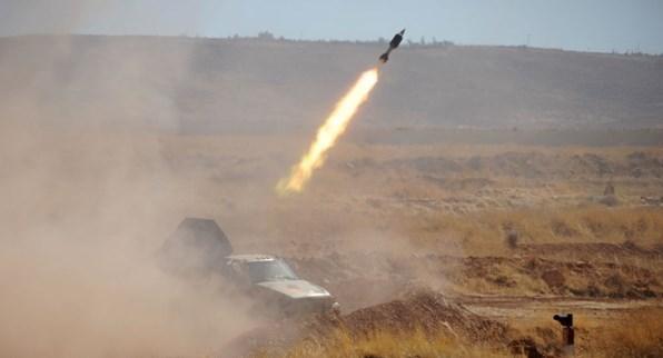 آغاز عملیات گسترده ارتش سوریه در استان ادلب و آزادی یک شهر/استقرار هواپیماها و سامانه دفاع هوایی روسیه در شرق فرات