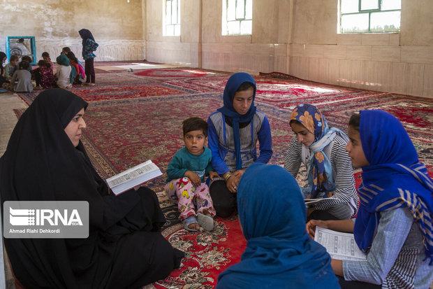 اردوی خدمت رسانی معلم دانشجویان در ۷۱ روستای محروم قزوین