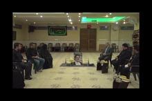 حضور هیئتی از حزب الله لبنان در تهران برای گرامیداشت مرحوم محتشمی پور
