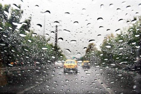هوای تهرانِ بارانی هم آلوده است