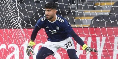 عابدزاده به عنوان بهترین بازیکن دیدار ماریتیمو-بنفیکا انتخاب شد+ عکس