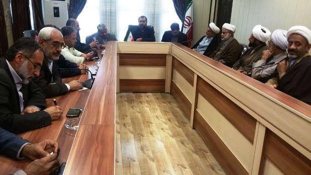 روحانیون کازرون حمایت خود را از امام جمعه جدید این شهر اعلام کردند