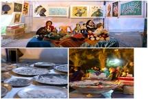 برپایی نمایشگاه صنایع دستی در اهواز
