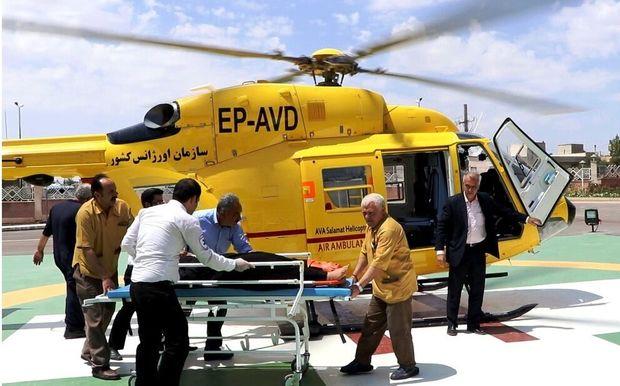 اورژانس سا ل گذشته به بیش از سه میلیون ایرانی خدمات ارایه کرد