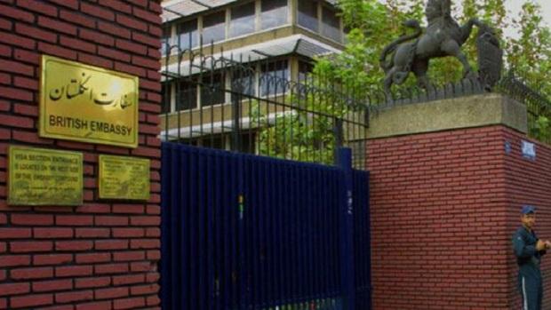 ماجرای «ضیافت افطار» در سفارت انگلستان چیست؟