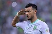 استقلال مقابل خطرناک ترین مهاجم تاریخ لیگ قهرمانان آسیا