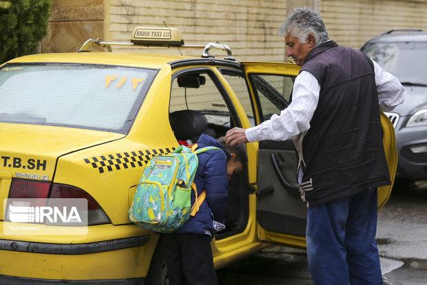 تامین هزینه سرویس مدارس مناطق محروم بااستفاده از اعتبار دهیاریها