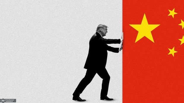 خوابی که ترامپ برای چین در 10 هفته پایان کارش دیده است