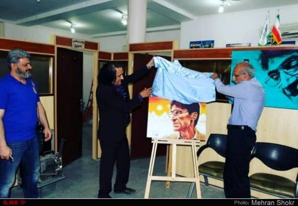 مراسم بزرگداشت کارگردان اولین فیلم دریایی سینمای ایران در اهواز