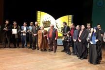 جشنواره ملی آیات در گرگان به پایان رسید