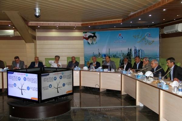 برگزاری اجلاس HSE وزارت نفت در منطقه ویژه اقتصادی پتروشیمی