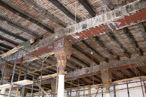 مرمت 21 مسجد تاریخی آذربایجان شرقی در حال اجراست