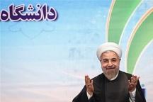 سال تحصیلی با حضور رییسجمهور در دانشگاه تهران آغاز میشود
