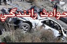 ۵ کشته و مصدوم در حادثه رانندگی در خلخال