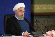 روحانی درگذشت علیرضا تابش را تسلیت گفت