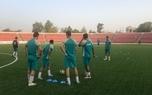 تیم ملی فوتبال جوانان به مصاف عقاب تهران می رود