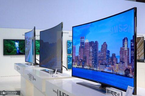 قیمت انواع تلوزیون زیر 43 اینچ در بازار امروز 25 فروردین 1400