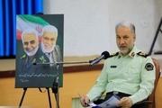 سردار شهید قاسم سلیمانی طرحهای استکبار در منطقه را خنثی کرد