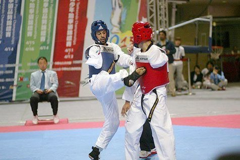 قم در مسابقات قهرمانی کشور پاراتکواندو قهرمان شد