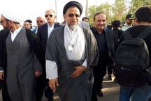 وزیر اطلاعات از مرز مهران بازدید کرد