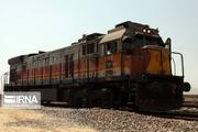 تخلیه بیش از ۱۴ هزار تن کالا در راه آهن شمال ۲