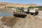۳۲ کیلومتر رودخانه در البرز لایروبی شد