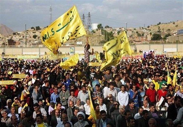 تماشای بازی نفت مسجدسلیمان مقابل نساجی رایگان شد