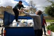 محموله کمک های اوقاف کردستان به مناطق سیل زده ارسال شد