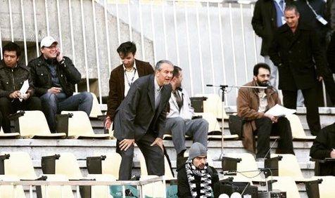 کنایه سنگین میثاقی به تاج و کفاشیان!/عکس